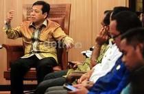 Ketua DPR Apresiasi Gebrakan Jokowi di Bidang Infrastruktur