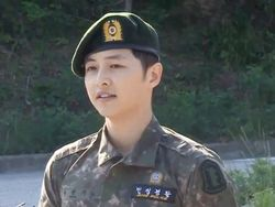 Ini yang Bikin Song Joong Ki Kuat Jalani Wajib Militer