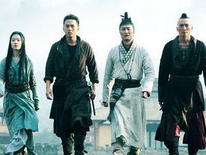 The Four 3 3D, Aksi 4 Pembela Kebenaran Zaman Dinasti Song