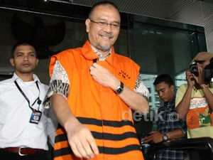 Rizal Abdullah Jalani Pemeriksaan di KPK