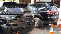 Setelah Lotus dan Mercy, Polisi Amankan Harrier dan Pajero Sport Bodong