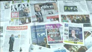 Skandal Korupsi FIFA, Sepp Blatter Mendapat Sorotan Jelang Kongres 2015