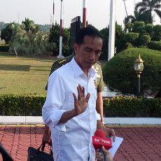 Tak Persoalkan Pembekuan PSSI, Jokowi: Sepakbola Harus Direformasi Total