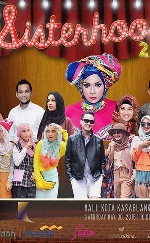 Yuk Bertemu Aktris, Desainer, Hingga Selebgram Hijab di Sisterhood 2015