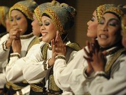 Walet Dance Company Pentaskan Tari Tangloung Nanggroe Budaya Bangsa