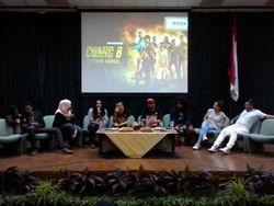Behind the Scene Comic 8: Casino Kings Diputar Perdana di IPB