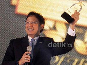 Bank Mandiri Rain Best Bank in Service Excellence