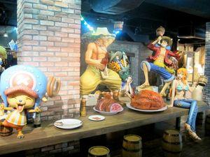 'Harta Karun' di Tokyo One Piece Tower