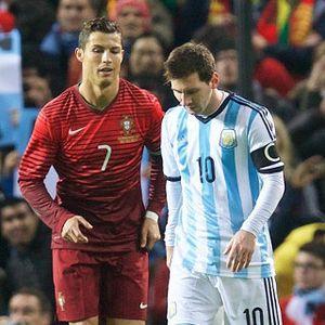 Ronaldo Kalahkan Messi, dalam Hal Jumlah Pendapatan