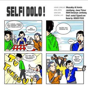 Selfi Dolo!