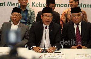 Pemerintah Tetapkan Awal Ramadan 18 Juni 2015