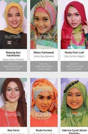 Kegiatan yang Akan Dilakukan Finalis Sunsilk Hijab Hunt Selama Karantina