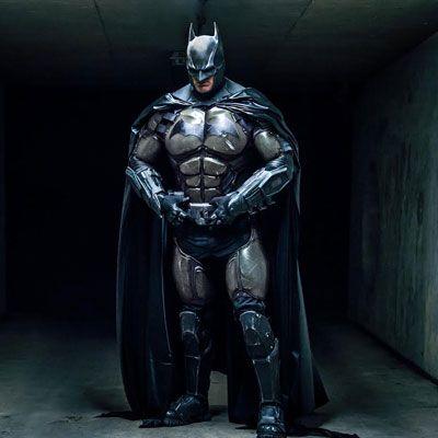 Cosplay Batman Ini Lebih Keren dari Aslinya