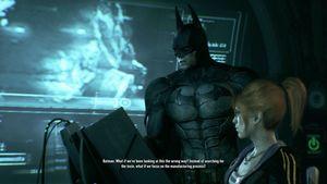 Batman Arkham Knight: Ancaman Bom Racun Scarecrow