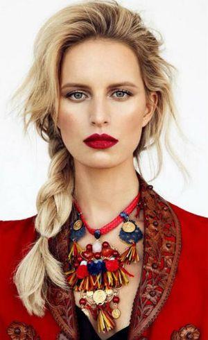 Ini Warna Lipstik Favorit Wanita di Seluruh Dunia