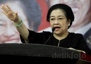 Megawati Buka Sekolah Calon Kepala Daerah PDIP