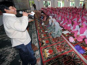 250 Santriwati Ikuti Seminar Gizi dan Kesehatan