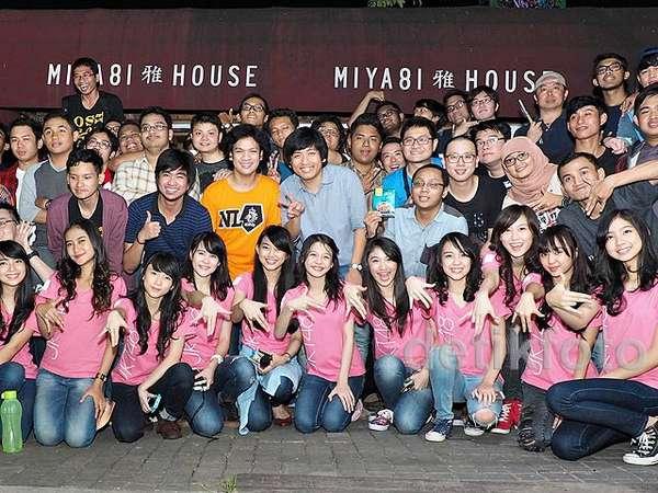 Seperti Apa Buka Puasa Bersama JKT48? Ini Foto-fotonya!