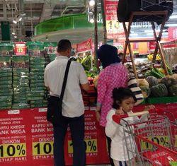 Aneka Takjil Murah di Carrefour, dari Buah Atep Hingga Nata de Coco