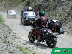 Rider Mario Iroth Sempat Kesulitan Masuk ke Negara-negara Ini