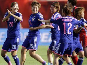 Jepang ke Final Piala Dunia Wanita