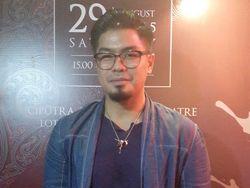Tak Bisa Marah, Bams Kesulitan di Drama Musikal Janji Toba