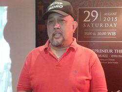 Indro Warkop Kembali ke Panggung Teater Setelah 30 Tahun Vakum