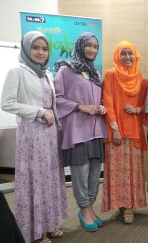 Saran Donny de Keizer Pada 8 Finalis Sunsilk Hijab Hunt Untuk Grand Final