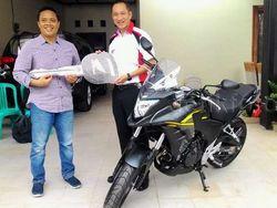 Sudah 7 Orang Jakarta-Tangerang yang Pesan Moge Honda