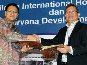 Siloam Gandeng Nirvana Development