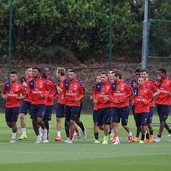 Arsenal ke Singapura Tanpa Sanchez dan Welbeck