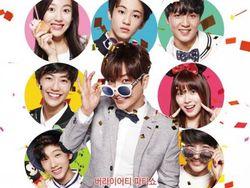 Leeteuk SuJu dan SM ROOKIES Jadi Pasukan Tikus di Disney Channel Korea