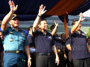 Ketua DPR Lepas Mudik Gratis