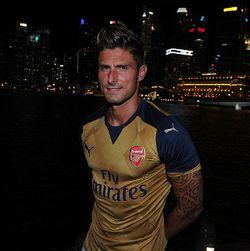 Kelakar Giroud soal Gelar Pemain Terseksi Premier League dan Highlight Rambut