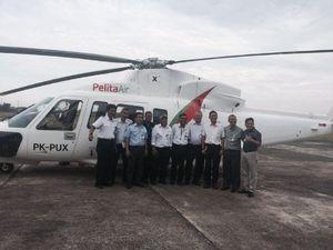 Pantau Distribusi BBM Saat Arus Balik Mudik, Pertamina Pakai Helikopter