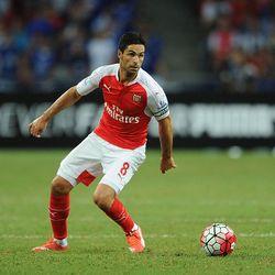 The Curious Case of Mikel Arteta: The Arsenal Captain (?)