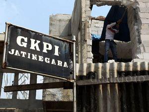 GKPI Jatinegara Dibongkar