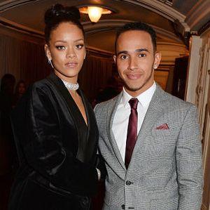 Setelah Benzema, Kini Rihanna Dikabarkan Dekat dengan Lewis Hamilton