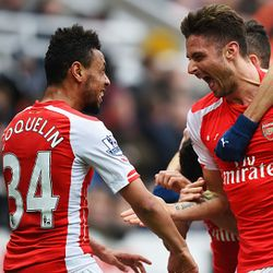 Arsenal Disarankan Cari Pelapis Giroud dan Coquelin untuk Tambah Kans Kejar Gelar