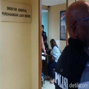 Pasca Penggeledahan Kantor Kemendag, 4 Pejabat Dibebastugaskan