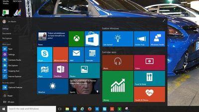 Wajah Baru Windows 10