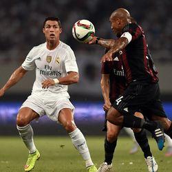 Madrid Juara Usai Kalahkan Milan 10-9 di Adu Penalti