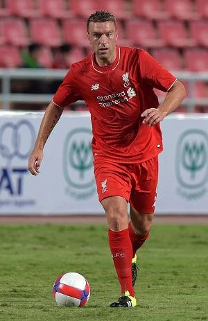 Tinggalkan Liverpool, Lambert Gabung West Brom