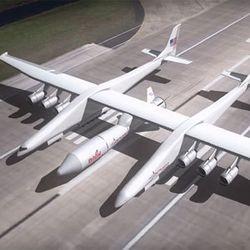 Ambisi Pendiri Microsoft Bikin Pesawat Terbesar di Dunia