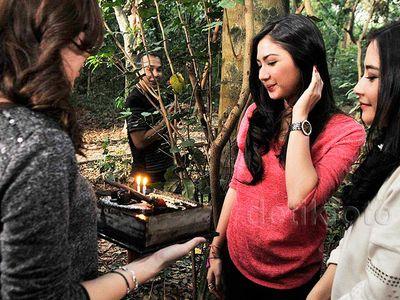 Surprise! Kejutan Ultah untuk Jessica Mila