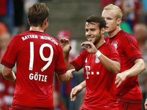 Bayern Tundukkan Milan 3-0