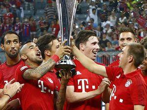Bayern Juara Audi Cup 2015