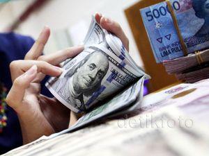 Dolar AS Tembus Rp 13.825