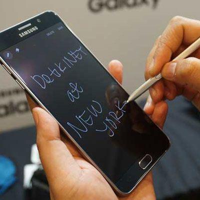 Ponsel Powerful Samsung Hantam Big Apple
