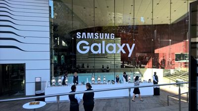 Meriahnya Peluncuran Galaxy Note 5 & Galaxy S6 Edge+